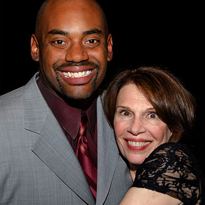 Chris Draft and Hildy Grossman