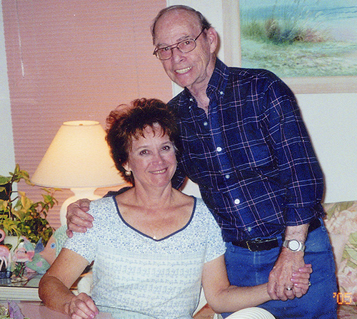 Gloria and Joe Linnertz