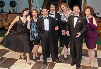 Celebrating Sinatra's Centennial cast